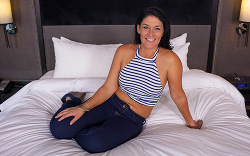 MomPov.com - Jillian - Sexy Midwest MILF porn first timer