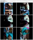 download bokep, cewek jilbab biru