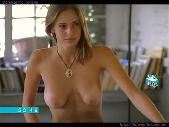 Julieta Cardinali cute actress hot topless