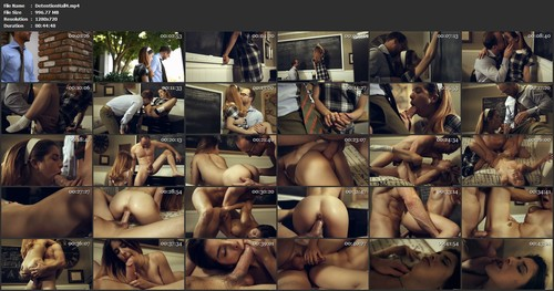 Sally Squirt - Detention Hall 4, HD,720p