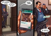 Sex comic from BlacknWhitecomics - The Mayor 3 - 132 pages