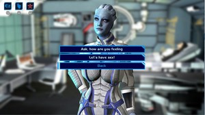Gaming porn mass effect porn gallery