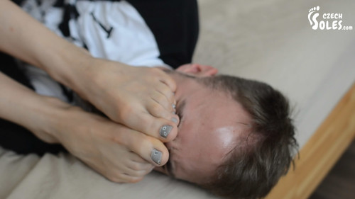 Foot smother and HOM submission