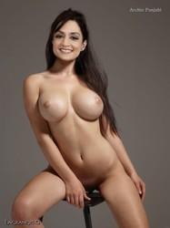 archie panjabi naked pics
