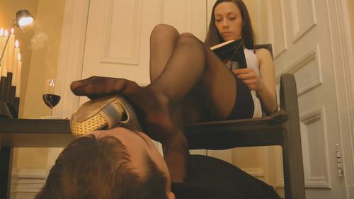 Audrey's Quiet Reading - (Full HD 1080p Version)