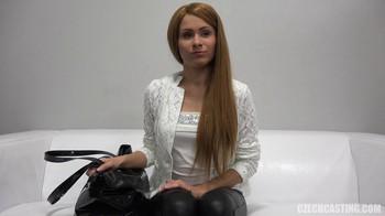 HD Czech Casting Tereza 9209