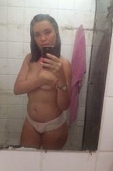 There's nothing Naked latina teens mirror pic for