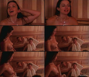 Justine bateman topless opinion