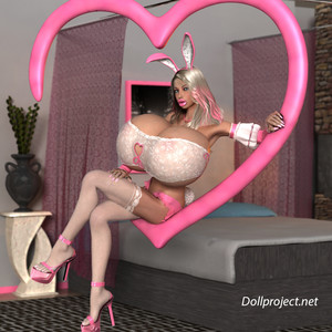 Too Big to Handle from Dollproject 3D Adult Comics