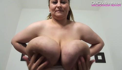 Alice 85JJ – Macromastia Huge Breasts Grabs – HD 720p