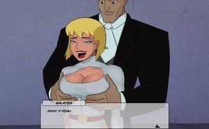 Lois black scene from anal driller 10