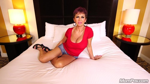 MomPov.com - Melina - Amazing Euro Slut Cougar