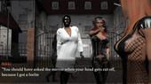 Bdsm game from Darktoz - Fetish Stories The Asylum - Felicity Abusems Slave DLC