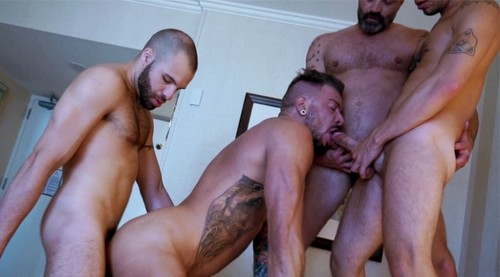 TimFuck – The Hungry Butt of Dolf Dietrich
