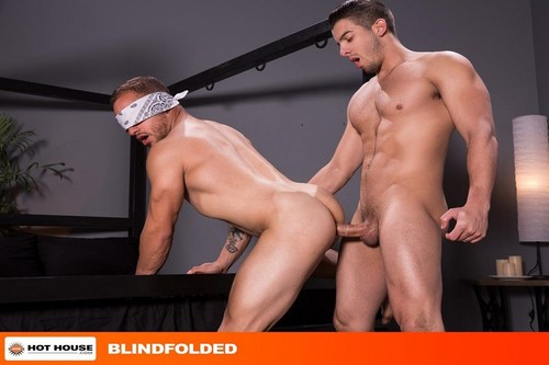 HotHouse – Jacob Taylor & Gabe Steele (Blindfolded)