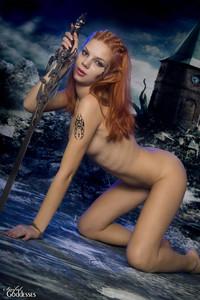 SinfulGoddesses - Olivia - Wild Redhead