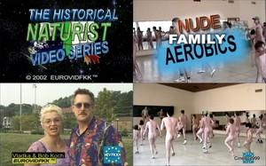 Eurovid FKK. Nude Family Aerobics. DVD.