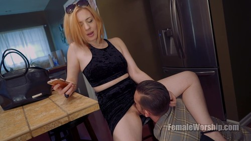 female worship - Show Your Pretty Eyes, Gorgeous Jessica, Cunnilingus, CFNM 22.05.17-1080p