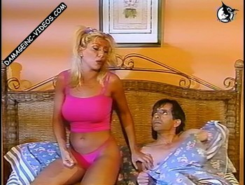 Monica Ayos hot body in pink lingerie