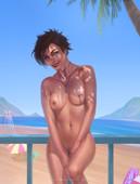 Fantasy artwork by Krysdecker