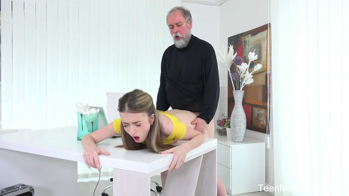 Empera - Old man fucks a fresh babe, HD