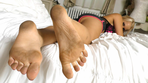 Miss Serenas filthy SOLES - FULL HD WMV