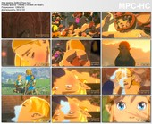 Link's Dream - Breath of the Wild Porno (2017) 720p Video
