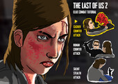 Brutalhentai - The Last of Us 2 Combat Tutorial - Ongoing