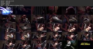 Brooklyn Lee - Spider-Man XXX sc5, HD