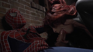 Brooklyn Lee - Spider-Man XXX sc5, HD