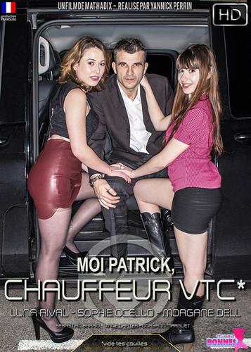 Moi Patrick, chauffeur VTC