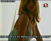 Vicky Fariña nipple oops