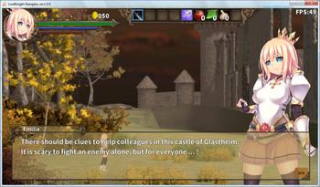 ztuqc93fbv0g - Lord Knight Komplex: Princess Knight in the Dark Castle (Yamaneko Soft) [ENG,JAP]