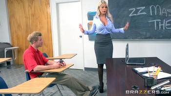 Bridgette B BigTitsAtSchool