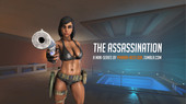 New 3d comic for adults by Pharah-best-girl - The Assassination