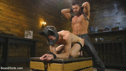 BoundGods – The Pup Master Introducing: Master Pacifico (Dominic Pacifico & Alex Hawk)