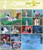 One Hundred and One Dalmatians 720p - 101 Dalmatians