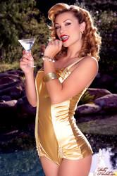 Heather Vandeven - Martinis Poolside