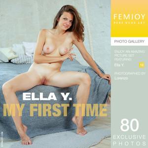 Ella Y - My First Time