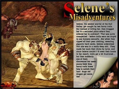 Selene's Misadventures by Gonzo (full)