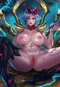 Doodlexxx - Blood Moon Elise