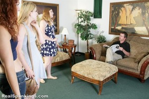Alex: Punished In Front Of Her Friends - image4