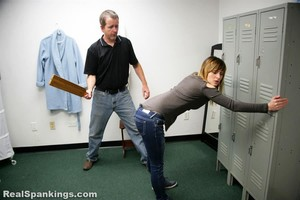 Paddled In The Locker Room. - image3
