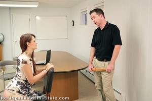 Syrena Meets With The Dean (part 2 Of 2) - image1