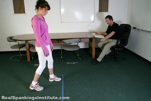 Jordyn And Syrena Paddled By The Dean (part 2 Of 2) - image1