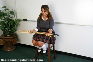 Interviewed And Caned - image2