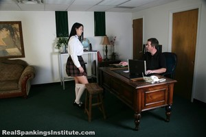 Jordyn Is Sent To See The Dean (part 2 Of 2) - image2