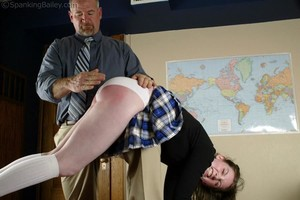 Bailey Is Spanked For Disturbance - image3