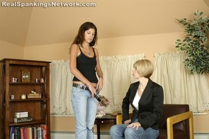 Spanked For Temper Tantrum - image2