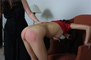 Paddled Over The Chair - image6
